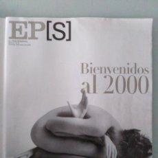 Coleccionismo de Periódico El País: EL PAÍS SEMANAL. NÚM1214. BIENVENIDOS AL 2000. Lote 236192040