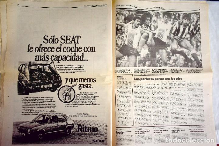 Coleccionismo de Periódico El País: EL PAÍS - 23-F - EDICIÓN 1 DE LA TARDE - Foto 7 - 243055080