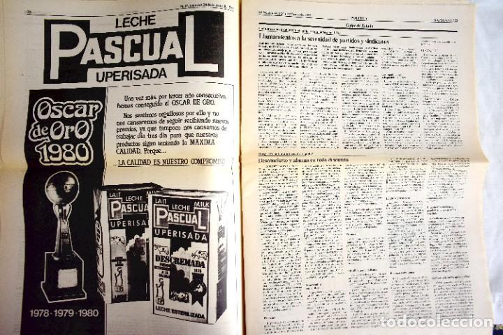 Coleccionismo de Periódico El País: EL PAÍS - 23-F - EDICIÓN DE LAS CUATRO DE LA MADRUGADA - Foto 9 - 243056690