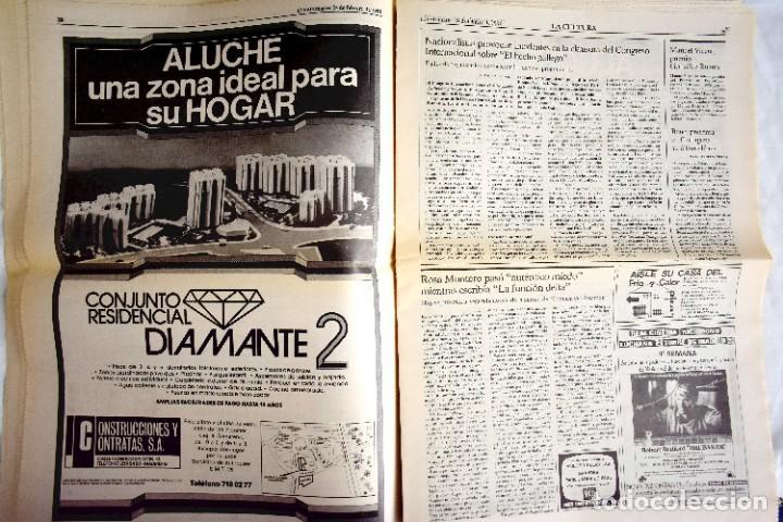 Coleccionismo de Periódico El País: EL PAÍS - 23-F - EDICIÓN DE LAS CUATRO DE LA MADRUGADA - Foto 10 - 243056690