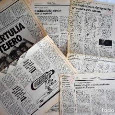 Coleccionismo de Periódico El País: EL PAÍS / DIARIO 16 - 23-F - MARZ0 1981. Lote 243065165