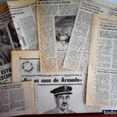 Coleccionismo de Periódico El País: EL PAÍS /DIARIO 16 - 23 F- MARZO / ABRIL 1981. Lote 243067185