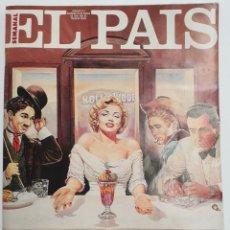 Coleccionismo de Periódico El País: EL PAÍS SEMANAL - Nº EXTRA: HOMENAJE AL CINE. 100 AÑOS. Lote 243835880