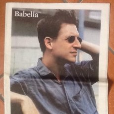 Coleccionismo de Periódico El País: BABELIA, Nº 831. 27/10/2007. EN PORTADA: JONATHAN LITTELL. EL PAIS. Lote 243984885