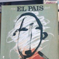 Coleccionismo de Periódico El País: EL PAIS DE NUESTRAS VIDAS, 1976 - 2001 Nº1284. 6 MAYO 2001 IN FOLIO 378 PP.. Lote 244539545