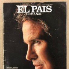 Coleccionismo de Periódico El País: EL PAÍS SEMANAL N° 700 (1990). WARREN BEATTY, EL PETRÓLEO DE ALÁ,.... Lote 245081885