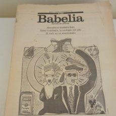 Coleccionismo de Periódico El País: REVISTAS BABELIA AÑOS 1991 Y 1992. Lote 249273210