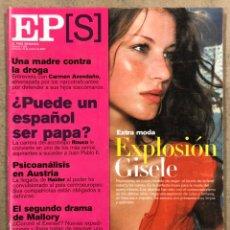 Collezionismo di Periódico El País: EL PAÍS SEMANAL N° 1225 (2000). LA LEYENDA DE MALLORY, CARMEN AVENDAÑO, MARIANO BARBACID,.... Lote 251855785
