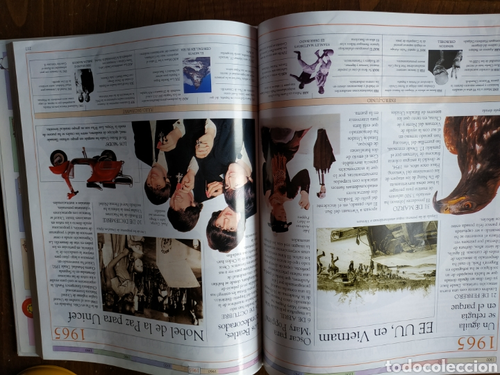Coleccionismo de Periódico El País: Historia Visual siglo XX. El país - Foto 7 - 251976080
