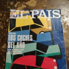 Coleccionismo de Periódico El País: SEMANAL EL PAIS N° 222 (21 DE MAYO DE 1995). Lote 253360045