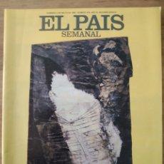 Coleccionismo de Periódico El País: EL PAIS SEMANAL. 10 AÑOS DE PAÍS. NÚM 473, MAYO 1986.. Lote 253803575