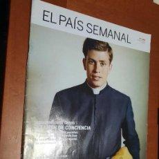 Coleccionismo de Periódico El País: EL PAIS SEMANAL 1763. GRAPA. BUEN ESTADO. BRAD PITT.. Lote 253927130