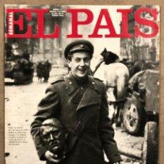 Coleccionismo de Periódico El País: EL PAÍS SEMANAL N° 217 (1995). ELTON JOHN, CONSTANTIN BRANCUSI, VICENTE SOTO,.... Lote 254421355