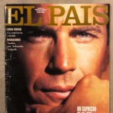 Coleccionismo de Periódico El País: EL PAÍS SEMANAL N° 235 (1995). KEVIN COSTNER, EMMA BONINO, MEG RYAN, CAMILLE CLAUDEL,.... Lote 254427445