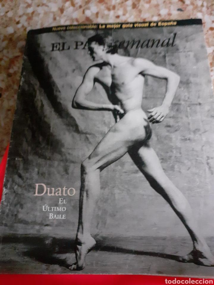 Coleccionismo de Periódico El País: Revista 9/96 DUATO GRAN RTJE.JANE BIRKIN.ROSANA, EMILIO BUALE, SADAICHI GASSAN, BELLEZA - Foto 2 - 255567750
