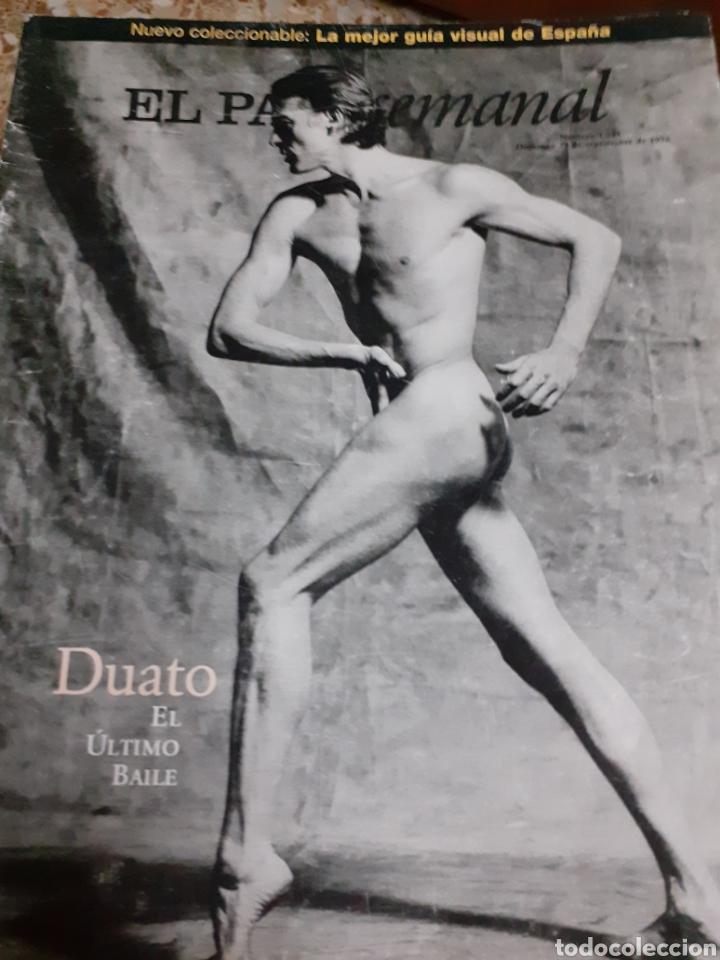 Coleccionismo de Periódico El País: Revista 9/96 DUATO GRAN RTJE.JANE BIRKIN.ROSANA, EMILIO BUALE, SADAICHI GASSAN, BELLEZA - Foto 3 - 255567750