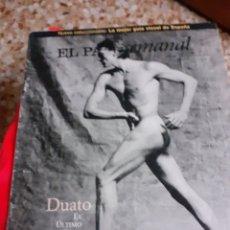 Coleccionismo de Periódico El País: REVISTA 9/96 DUATO GRAN RTJE.JANE BIRKIN.ROSANA, EMILIO BUALE, SADAICHI GASSAN, BELLEZA. Lote 255567750