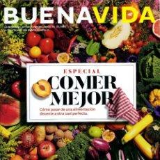 Coleccionismo de Periódico El País: REVISTA SUPLEMENTO BUENA VIDA. Nº 75. SEPTIEMBRE 2020. PP. 66. Lote 261800435