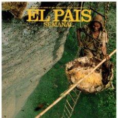 Coleccionismo de Periódico El País: EL PAIS SEMANAL.614. SIMON WIESENTHAL. MARIANO FORTUNY. TOM JONES. SEÑORIO DE MOLINA. Lote 261895660
