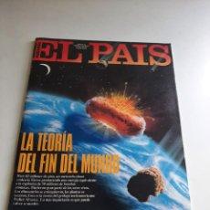 Coleccionismo de Periódico El País: EL PAÍS. Lote 262999205