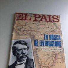 Coleccionismo de Periódico El País: EL PAÍS. Lote 262999300