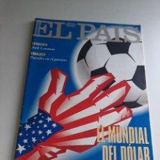 Coleccionismo de Periódico El País: EL PAIS. Lote 263000040