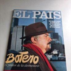 Coleccionismo de Periódico El País: EL PAIS. Lote 263000265