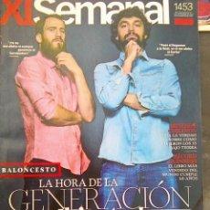Coleccionismo de Periódico El País: EL SEMANAL Nº 1453 - GENERACIÓN HIPSTER - 30 DE AGOSTO A 5 SEPT. 2015 - JACK EL DESTRIPADOR. Lote 270891433
