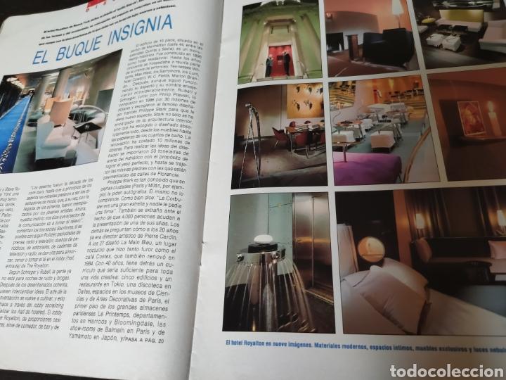 Coleccionismo de Periódico El País: Revista El País estilo. Philippe starck. Número 109 domingo 29 de octubre de 1990. - Foto 6 - 272093308