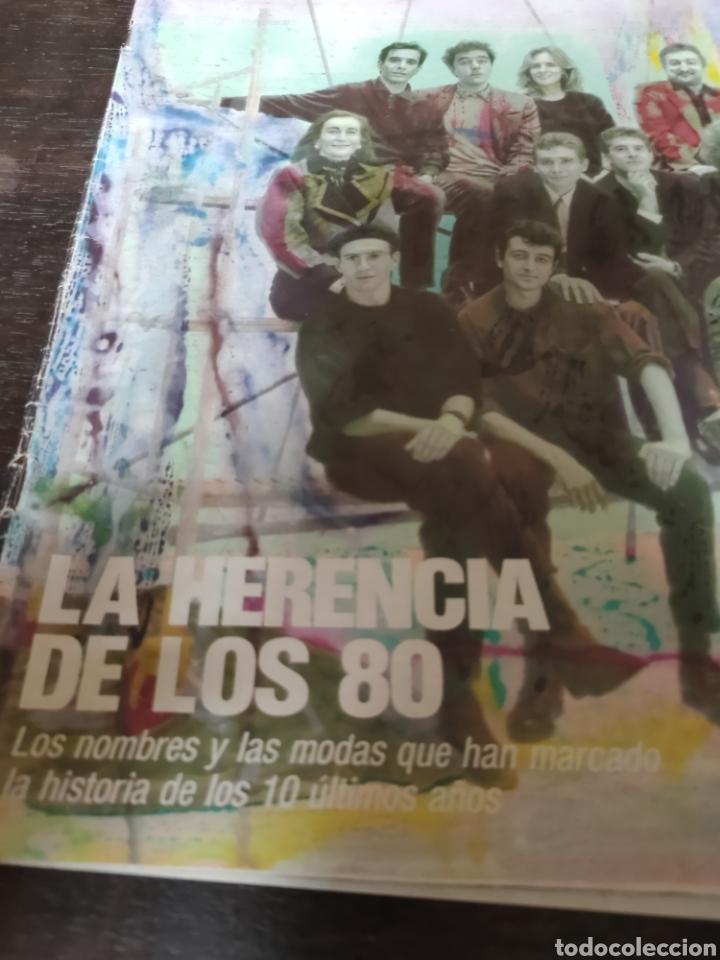Coleccionismo de Periódico El País: El país estilo. 31 de diciembre 1989. La herencia de los 80. - Foto 2 - 272094703