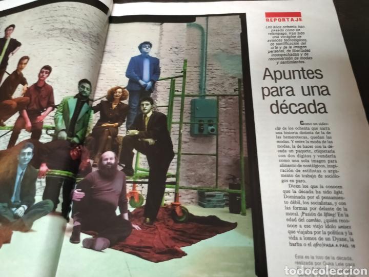 Coleccionismo de Periódico El País: El país estilo. 31 de diciembre 1989. La herencia de los 80. - Foto 7 - 272094703
