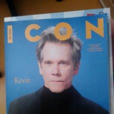 Coleccionismo de Periódico El País: ICON KEVIN BACON. Lote 277173388