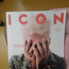 Coleccionismo de Periódico El País: ICON J. BALVIN. Lote 277174163
