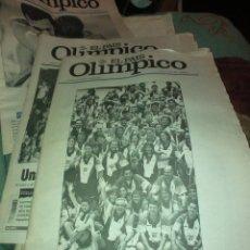 Coleccionismo de Periódico El País: 17 SUPLEMENTO DEL MUNDIAL 92 DEL PERIÓDICO EL PAIS EN BUEN ESTADO. Lote 278472108