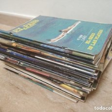 Coleccionismo de Periódico El País: GRAN LOTE DE 39 REVISTAS EL PAIS SEMANAL AÑO 1985. Lote 285302453