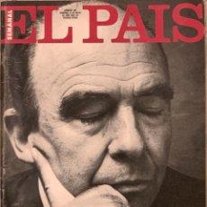 Coleccionismo de Periódico El País: REVISTA EL PAÍS SEMANAL. Nº 169. 15 MAYO 1994.. Lote 287418003