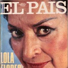 Coleccionismo de Periódico El País: REVISTA EL PAÍS SEMANAL. Nº 170. 22 MAYO 1994.. Lote 287642173