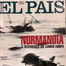 Coleccionismo de Periódico El País: REVISTA EL PAÍS SEMANAL. Nº 172. 5 JUNIO 1994.. Lote 287969748