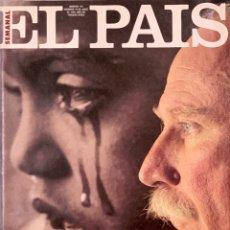 Coleccionismo de Periódico El País: REVISTA EL PAÍS SEMANAL. Nº 174. 19 JUNIO 1994.. Lote 288307788