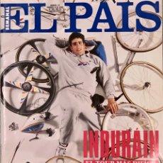 Coleccionismo de Periódico El País: REVISTA EL PAÍS SEMANAL. Nº 175. 26 JUNIO 1994.. Lote 288419333