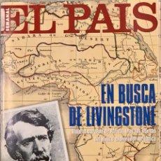 Coleccionismo de Periódico El País: REVISTA EL PAÍS SEMANAL. Nº 176. 3 JULIO 1994.. Lote 288651333