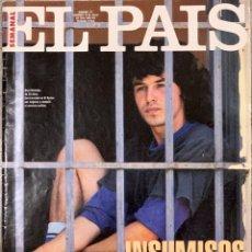 Coleccionismo de Periódico El País: REVISTA EL PAÍS SEMANAL. Nº 177. 10 JULIO 1994.. Lote 288749328