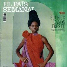 Coleccionismo de Periódico El País: EL PAÍS SEMANAL. Nº 2.348 - 26 DE SEPTIEMBRE DE 2021. 122 PP.. Lote 293788258