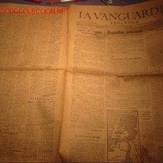 Coleccionismo Periódico La Vanguardia: DIARIO LA VANGUARDIA AÑO 1940 -MARTES 14 DE MAYO DE 1940 - ESPAÑA, NEUTRAL, UN DECRETO DEL CAUDILLO. Lote 16778972