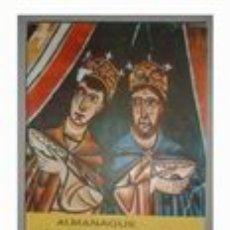 Coleccionismo Periódico La Vanguardia: ALMANAQUES DE LA VANGUARDIA ,AÑOS 60. Lote 21565067