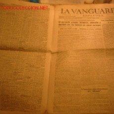Coleccionismo Periódico La Vanguardia: DIARIO LA VANGUARDIA -18 DE FEBRERO DE 1940-EL MERCANTE ALEMAN ALTMARKABORDADO P0R LOS INGLESES. Lote 10708669