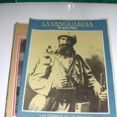 Coleccionismo Periódico La Vanguardia: LA VANGUARDIA DE AYER A HOY - COLECCIONABLE DE 1982. Lote 4555859