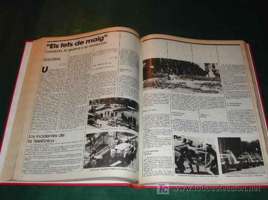 Coleccionismo Periódico La Vanguardia: CIEN AÑOS DE VIDA CATALANA - CIEN AÑOS DE VIDA DEL MUNDO - LA VANGUARDIA 1881- 1981 - Foto 7 - 23218963
