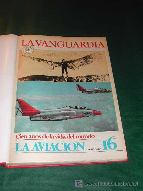 Coleccionismo Periódico La Vanguardia: CIEN AÑOS DE VIDA CATALANA - CIEN AÑOS DE VIDA DEL MUNDO - LA VANGUARDIA 1881- 1981 - Foto 8 - 23218963