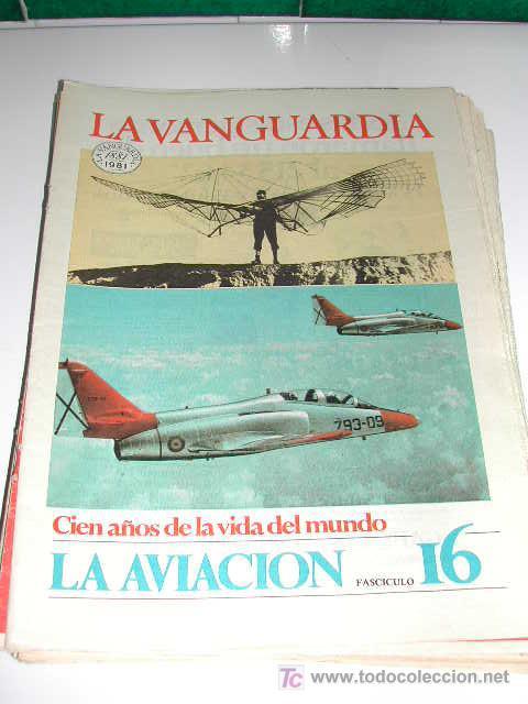 CIEN AÑOS DE VIDA DEL MUNDO (I) - LA VANGUARDIA 1881- 1981 (Coleccionismo - Revistas y Periódicos Modernos (a partir de 1.940) - Periódico La Vanguardia)